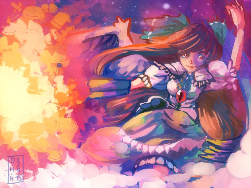 Utsuho by LadyKuki