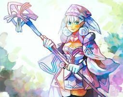 Melia Antiqua by LadyKuki