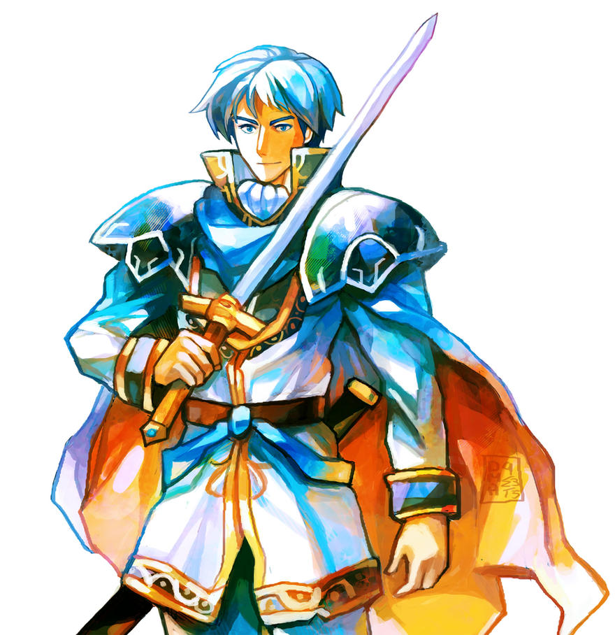 Sigurd by LadyKuki