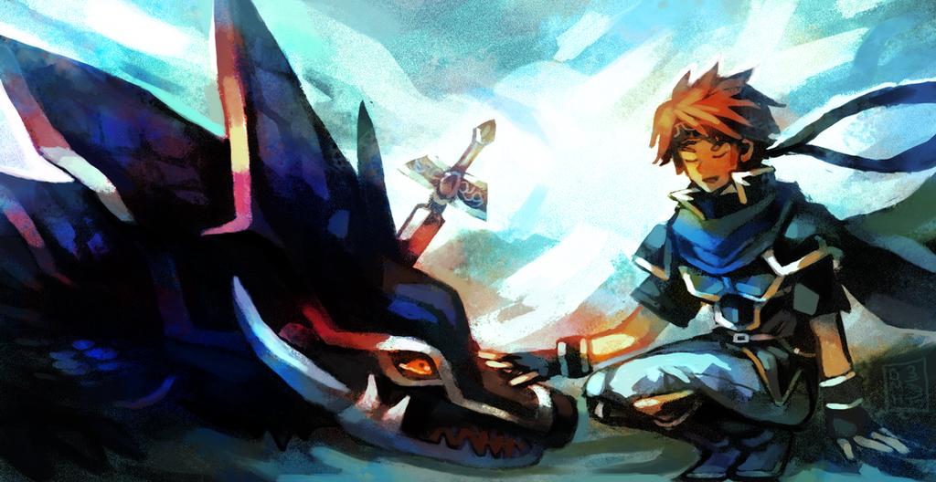Roy and Idenn by LadyKuki