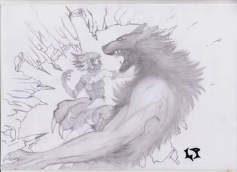 Duel by lploki