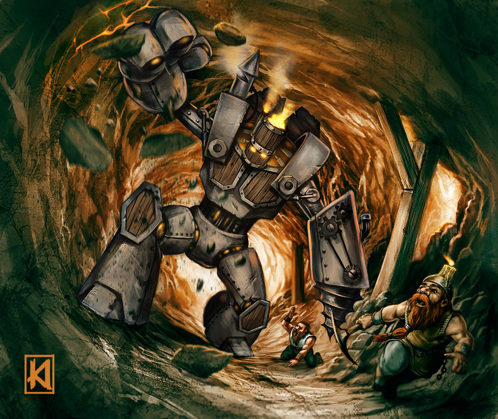 Chrono Miner 4 by sugarsart