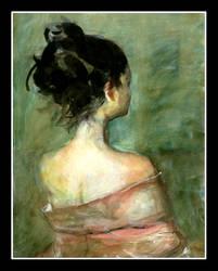 Geisha by WesleySAbney