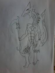 DragoonArchanomon