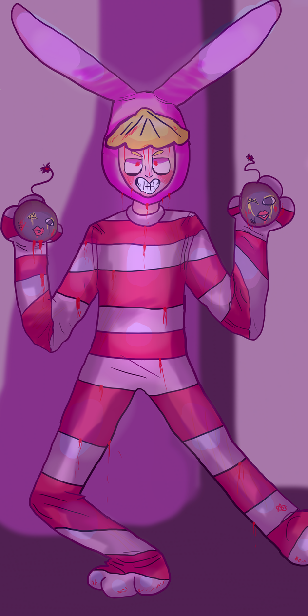 Popee the performer by Acrazyfriend