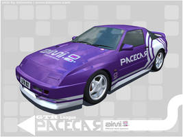 Pacecar Skin Live For Speed by DaLoonie