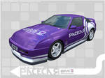 Pacecar Skin Live For Speed