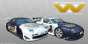 Weyland-Yutani Corp Racing Team