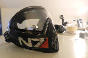 N7 Airsoft mask