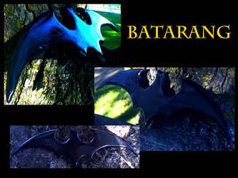 Batarang by tearatone