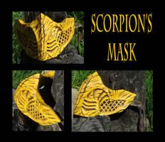 Scorpion's Mask