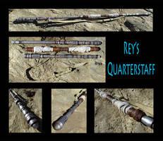 Rey's Quarterstaff