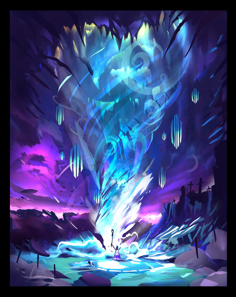 Tornado Summon by strafe-010