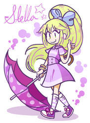 Stella!! by sourcreamery