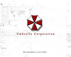 Umbrella wallpaper by kaiserfly