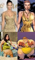 Fan casting:Megan Fox as Big Bertha