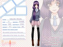 TH: Sakazuki Shizuka by nekomakino