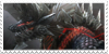 Jinouga Subspecies stamp by M-a-a-i