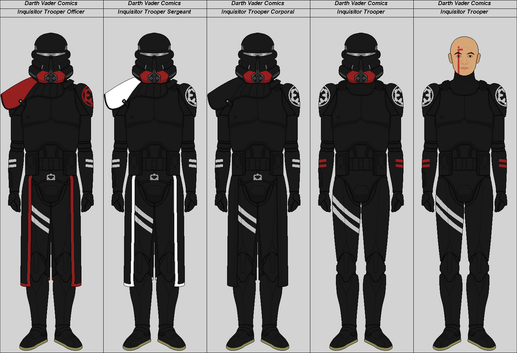 Inquisitor Troopers by Suddenlyjam on DeviantArt