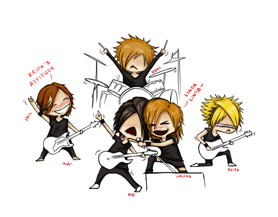 Uruha's version by mariquillamoe-chan