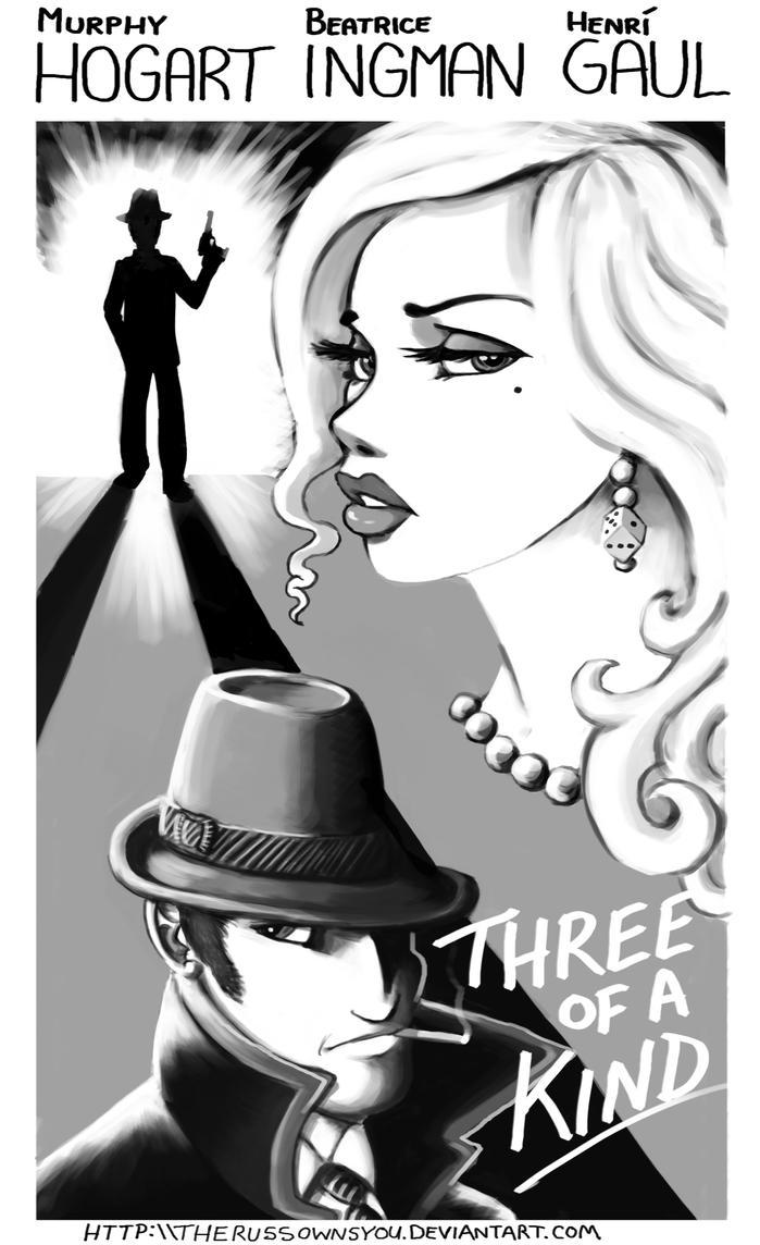 Three of a Kind by rasuru