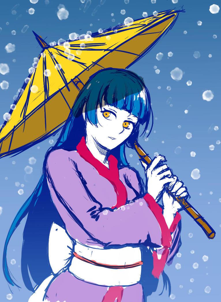 Yukionna by rasuru