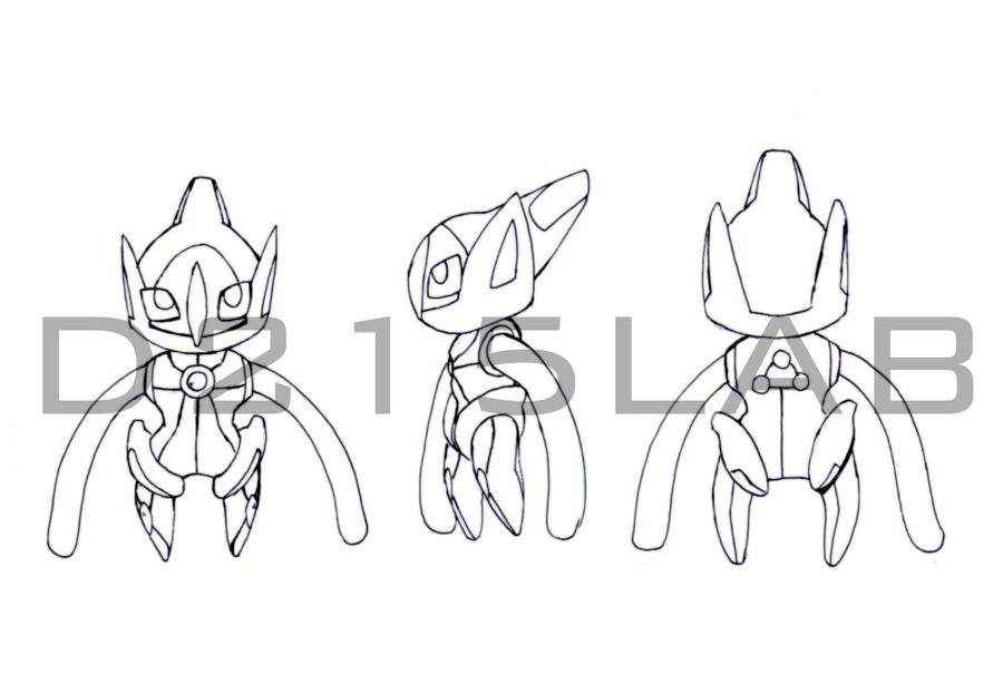 how to change the form of deoxys