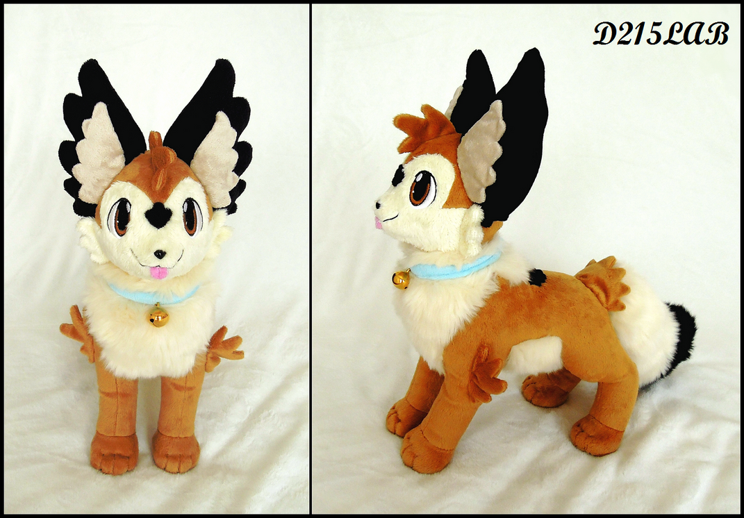 Mary Plush by d215lab