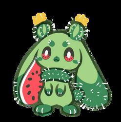 Opuntia Bunny