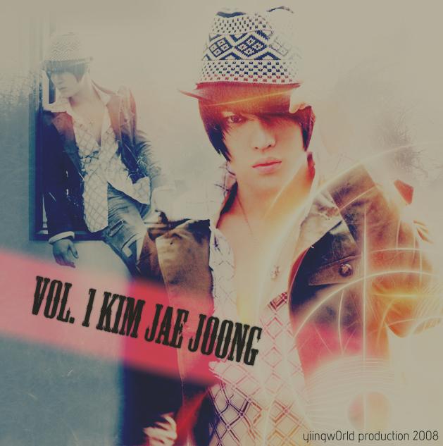 Vol 1. Kim Jae Joong by yiingw0rld