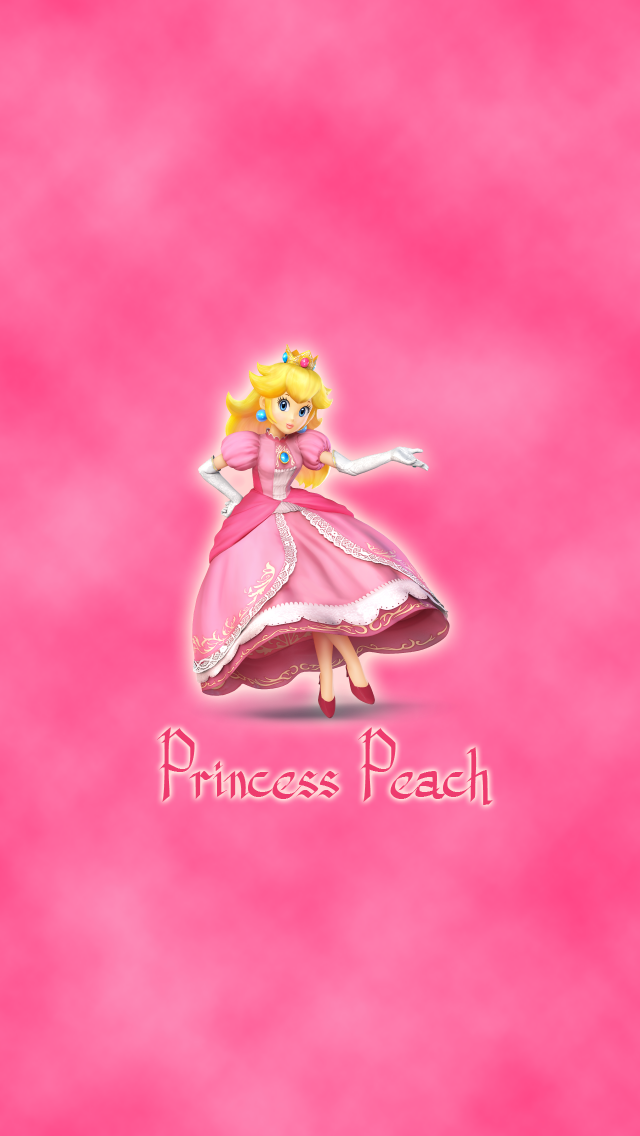 Princess Peach Voice - Mario Golf: World Tour (Video Game ... |Princess Peach Cell