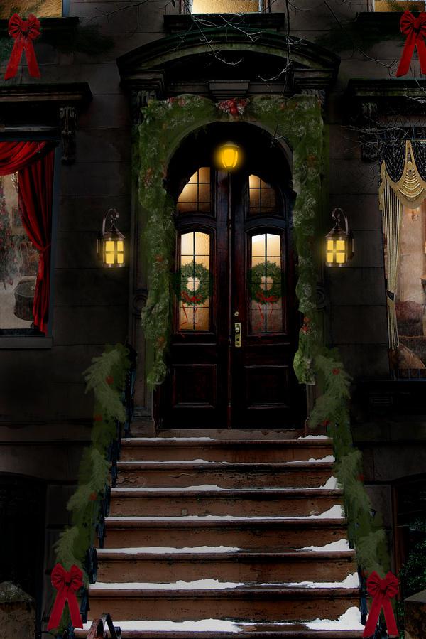 Christmas Home Stock by mirrorimagestock