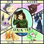Pokemon Karin