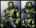 Spartan 117 - HALO -