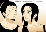 Happy V-Day :.Shikaku-Yoshino.:
