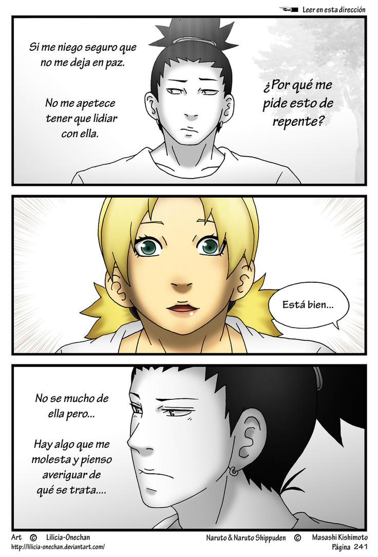 SPANISH SxT Cap 20 Pg 241 by Lilicia-Onechan