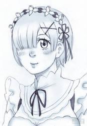 Rem Sketch (ReZero)