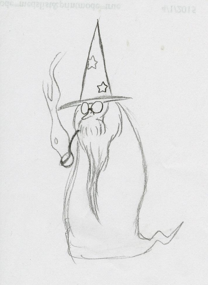 Lil Wizard by Manik-Needlemouse