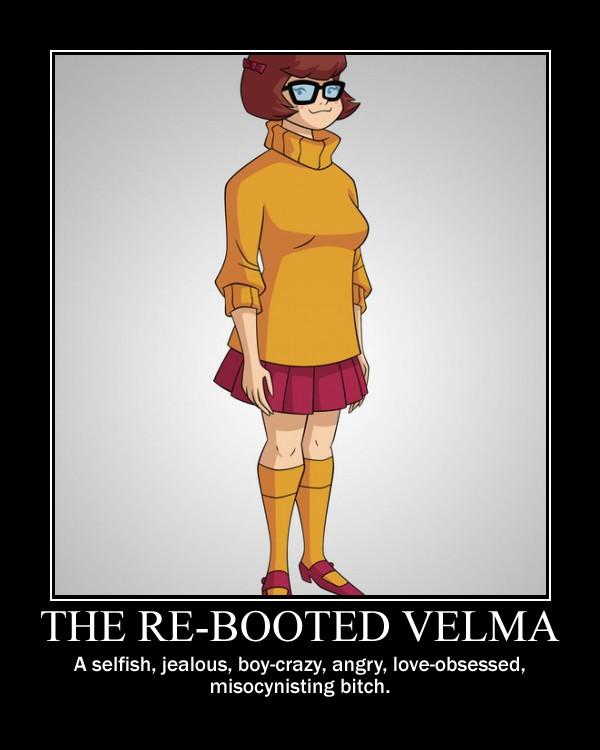 The New Velma By Dominik528 On DeviantArt