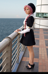 Quon Kisaragi - Overlook by Foayasha