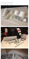 Lan Fan Automail WIP Comp 5: All of it by Foayasha