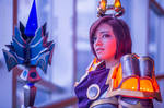 Lightbringer Armor - Paladin Tier 6 AnimeMatsuri_3 by Foayasha