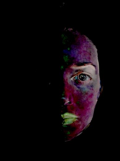 Accidental Self Portrait