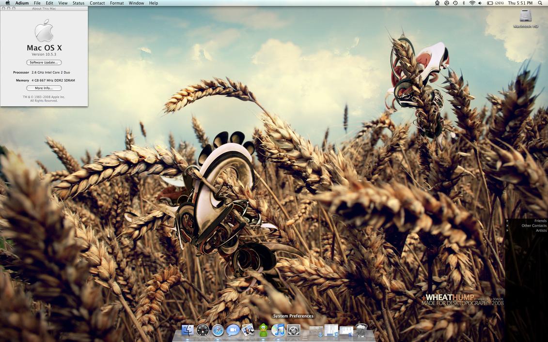 macbook pro desktop by ignitepjp