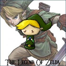 The Legend Of Zelda Chibi
