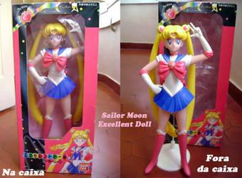 SailorMoon Excellent Doll by renataeternal