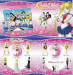 Sailor Moon Panflet