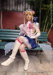 Princess Sailor Moon is back by renataeternal