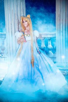Princess Serenity in MoonKingdom