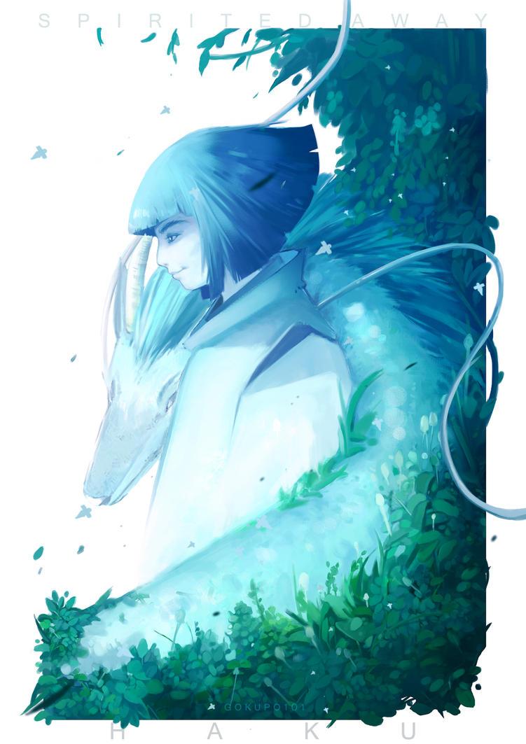 Haku by Gokupo101